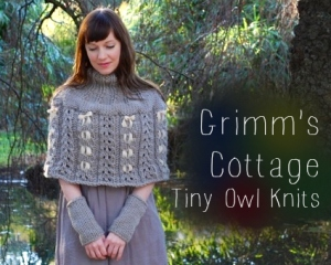 Grimm's Cottage by Tiny Owl Knits